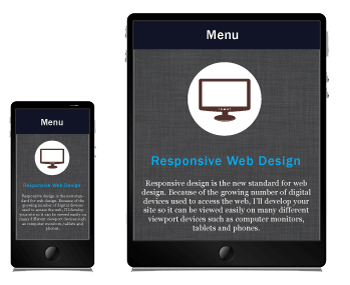 Responsive Website Image