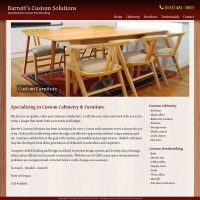 Barrett's Custom Solutions