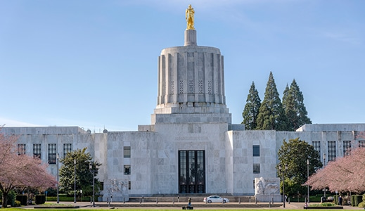 Salem Oregon Capital