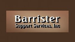 Barrister Support Services
