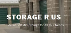 Storage R Us Oregon