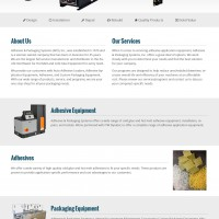 Adhesive & Packaging Systems