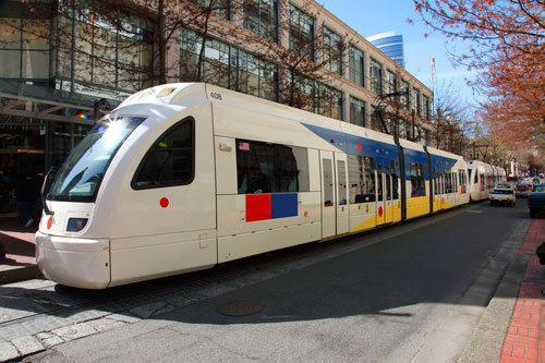 Max Train in Portland