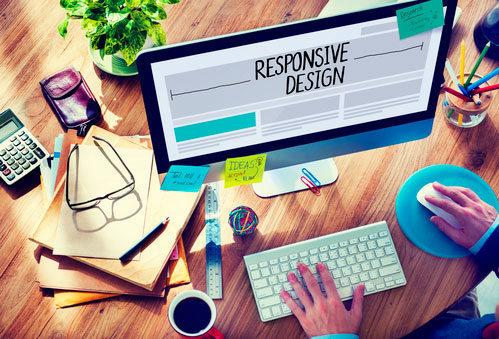 web design layout image