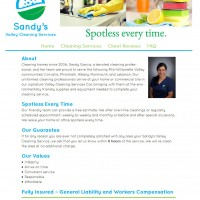 sandysvalleycleaningservices.com