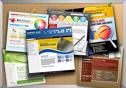 images of website designs