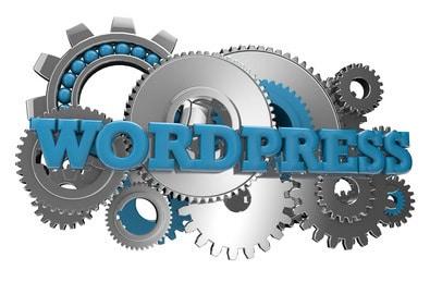 WordPress Gears Image